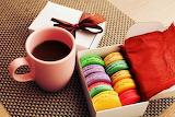 Coffee & Macaron
