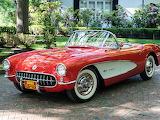 Chevrolet Retro 1957 Corvette Fuel Injection