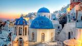 Santorini-greece-wallpapers