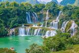 Chinese waterfall
