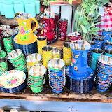 Colorful Enamelware