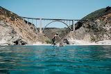 Exploring The Big Sur Coast and Bixby Bridge California USA