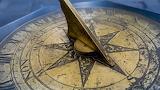 Antique Sundial