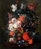 'Flowerpiece' Jan van Huysum