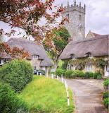 Godshill Isle of Wight UK