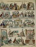 Les plaisirs et divertissements de Trianon, 1852, cote 17Fi166