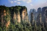 Zhangjiajie National Park,China
