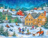 Let it Snow~ Bonnie White