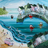 Surfs Up - Anne Blundell