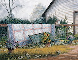 ^ The Old Quilt ~ Michael Humphries