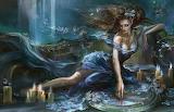 Art Fantasy girl