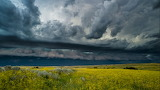 Theodore Roosevelt National Park Thunderstorm