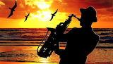 loves music
