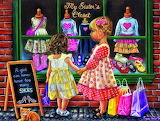 #My Sister's Closet by Tricia Reilly-Matthews