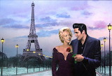 Elvis and Marilyn Art