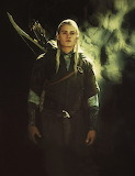 Lord of the Ring Poster - Legolas