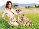 Cheetah girl...