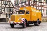 Mercedes-Benz LM 311 Garbage truck