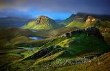 Montagnes-paysage nature