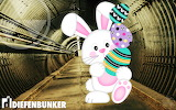 Easter Bunny spotted at the Bunker!