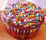 #Confetti Cupcakes