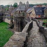 Fougeres France