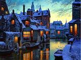 Twilight in Brugge~ Lushpin