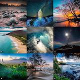 Scenic collage