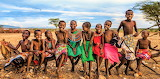 beautiful African children