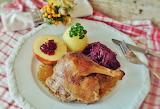 for gourmets!-dumplings & roast duck