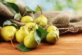 pears.....................................x