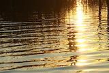 Słońce po wodzie