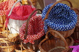 traditional Slovak art-baskets