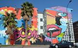 Getafe, mural