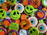 ☺♥ Scary cookies...