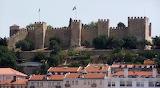 Lisbonne château de St Georges