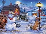 Country Christmas - Darrell Bush