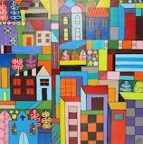 urban landscape 1, Elizabeth Langreiter