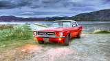 Ford mustang hdr