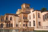 The Ca d'Zan Mansion in Sarasota Florida USA