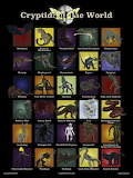 Cryptids of the World Poster