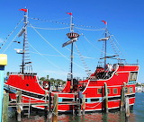 Captain Memo-Clearwater Attractions-Pirate cruise Clearwater bea