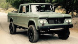 60's Dodge Crew Cab Pickup