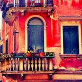 Venitian Balcony...