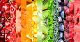#Rainbow Fruit Stripes