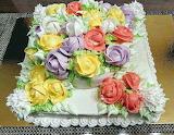 Flowery @ Wereldse taarten