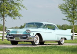 1958 Cadillac Sixty-Two Coupe de Ville