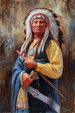 Red-cloud-native-americans-men-artwork-wallpaper