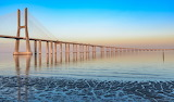 Vasco Da Gama Bridge Portugal