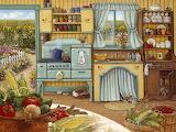 Cucina in campagna